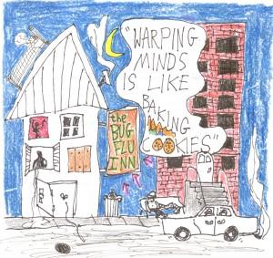 Warping Minds Is Like Baking Cookies